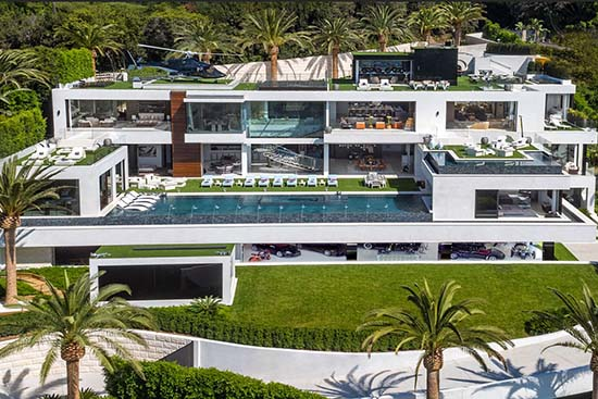 Most Expensive Home in America Is Up for Sale $250M
