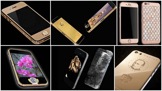 The 10 Most Extravagant iPhones Ever Made