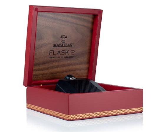 A Truly Magical Flask: Macallan x Urwerk