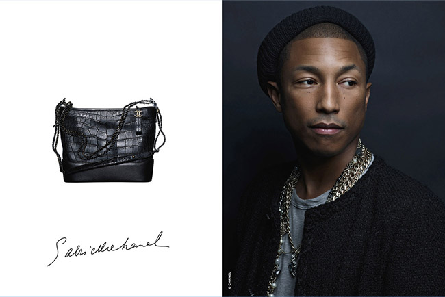 Chanel Video Series – Pharrell Dazzles In Chanel Short Film