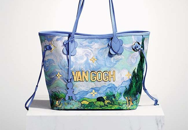 The Louis Vuitton x Jeff Koons Masters Collection Is Here