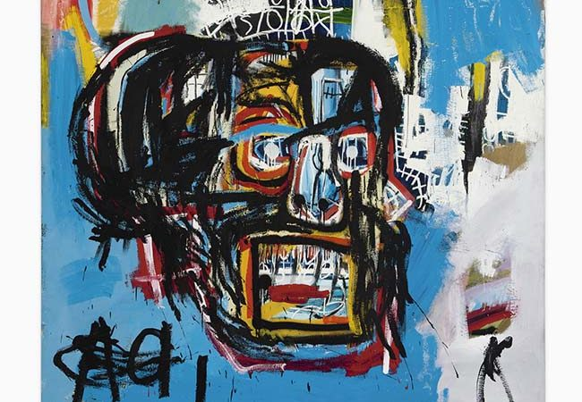Take an interactive virtual tour of a huge Jean-Michel Basquiat exhibition!