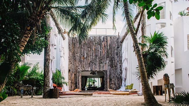 Pablo Escobar's Tulum Mansion Is Now a Five-Star Resort