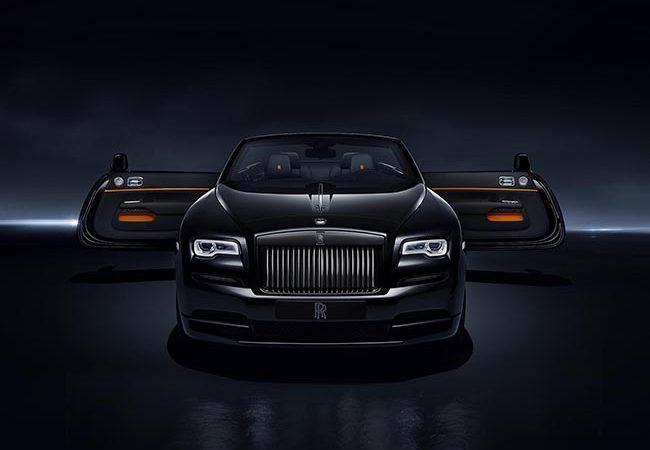 Rolls-Royce Dawn Black Badge Edition Is Beyond Stunning
