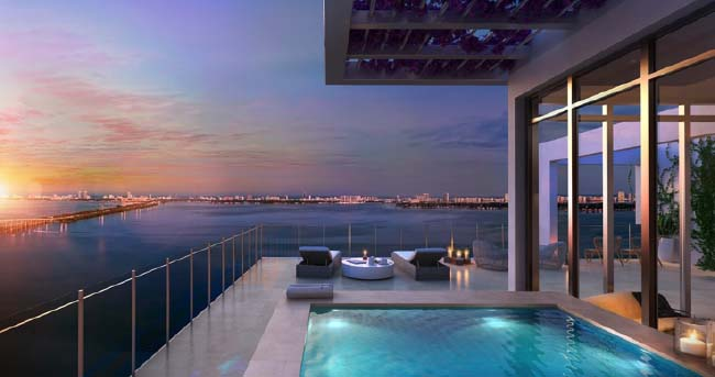If you crave for luxury, Miami has it for you