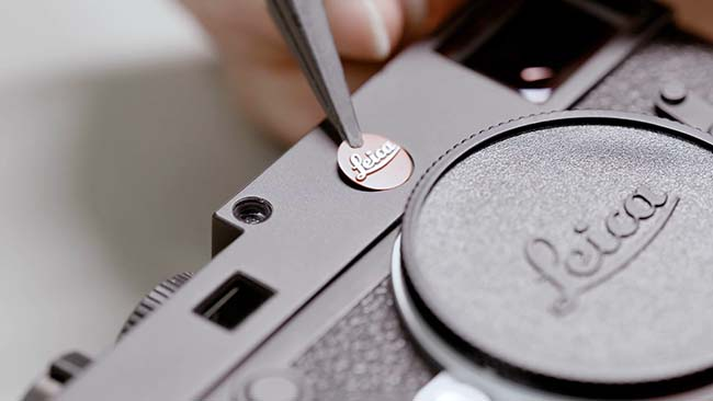 Watch How The Leica M10 Is Made