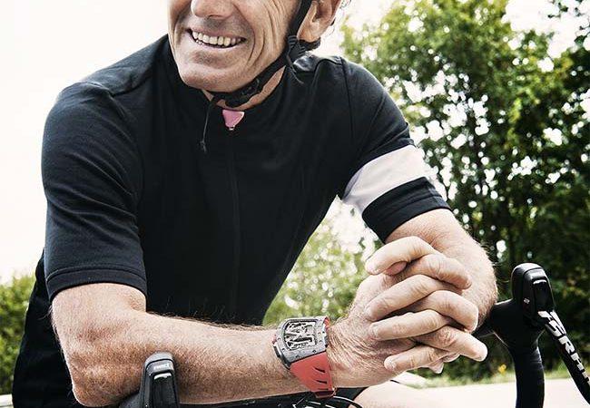Richard Mille RM 70-01 Tourbillon Alain Prost Watch
