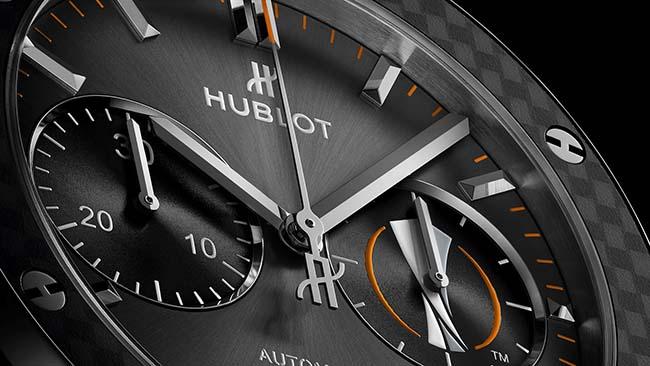 The Limited Edition Hublot Classic Fusion Chronograph UEFA Europa League