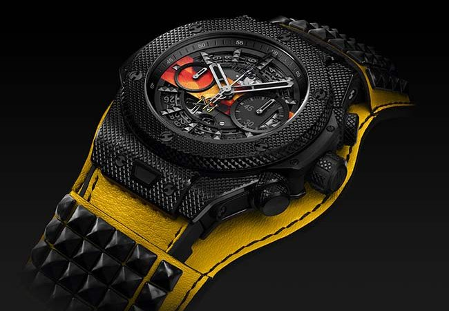 Introducing The Hublot Big Bang Depeche Mode The Singles Limited Edition