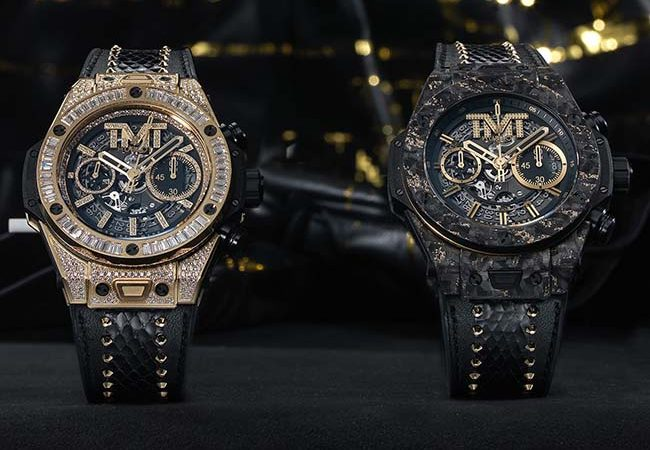 Hublot Big Bang Unico TMT Chronograph