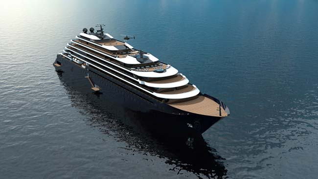 Ritz-Carlton Yacht Collection Will Set Sail In 2019