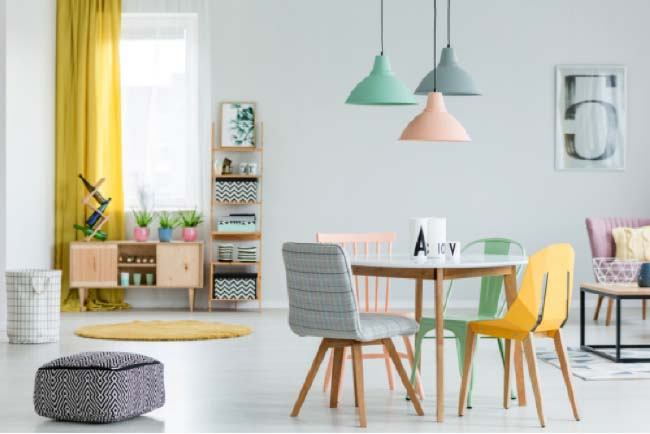 Palette Picks – The Power of Colour Consistency in Interior Décor