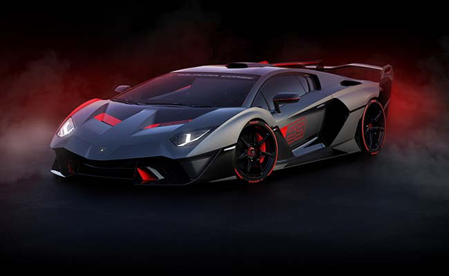 Lamborghini SC18 Alston Is A Ferocious Street-Legal Track Car