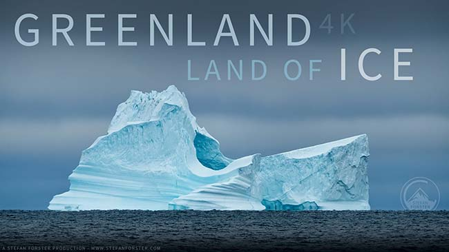 Watch The Beauty Of Greenland In Stunning 4K