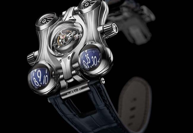 MB&F Unveils Its Final Edition of the Horological Machine No. 6