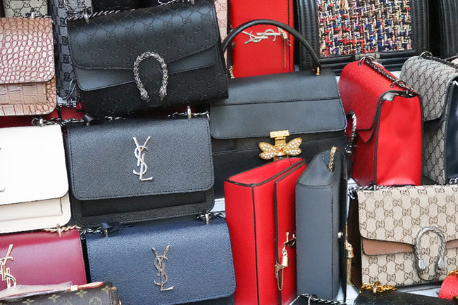 Can Technology Win The Fight Against Counterfeit Luxury Goods Trade?
