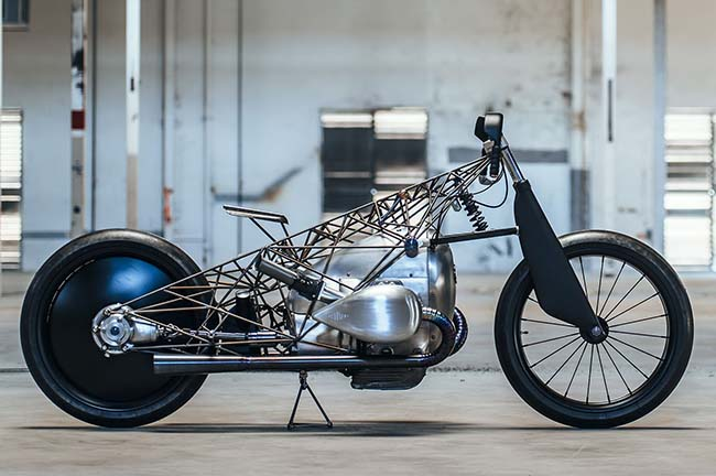 BMW Motorrad Birdcage By Revival Cycles Is A Rare Treat