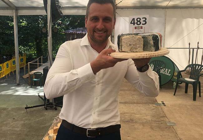 Spanish Cabrales Cheese Sells For Over $16K At Auction