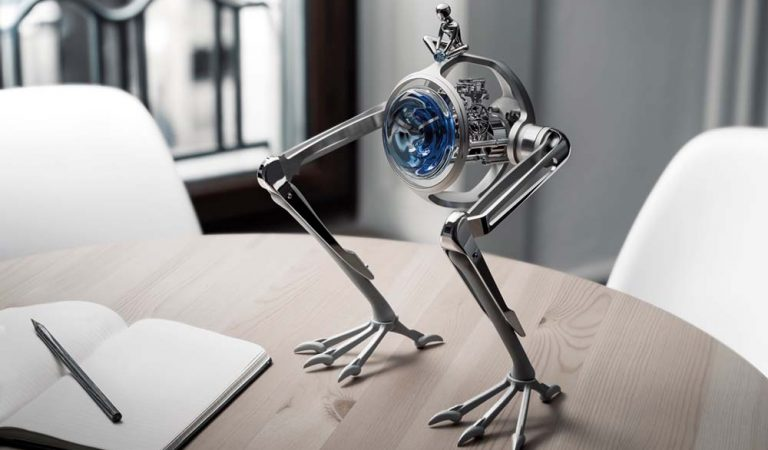 Tom & T-Rex by MB&F and L'Epée 1839 for Only Watch 2019