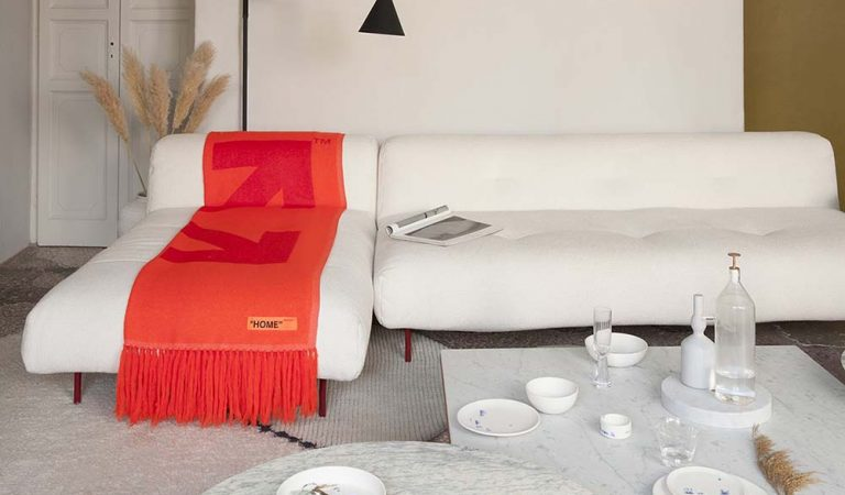 """Off White™ Introduces """"HOME"""" Goods Collection"""
