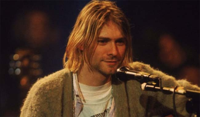 Kurt Cobain's cardigan sells for a record price $334,000
