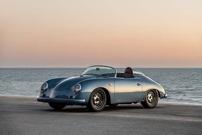"1959 Porsche 356 ""Transitional"" Speedster By Emory Motorsport"