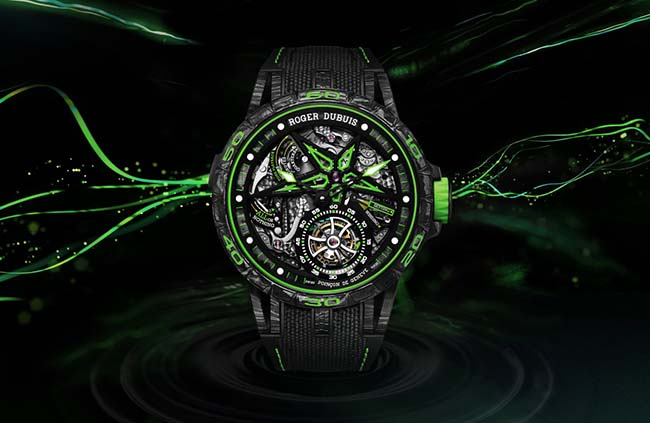 Introducing The One-Off Roger Dubuis Excalibur Spider Unique Series