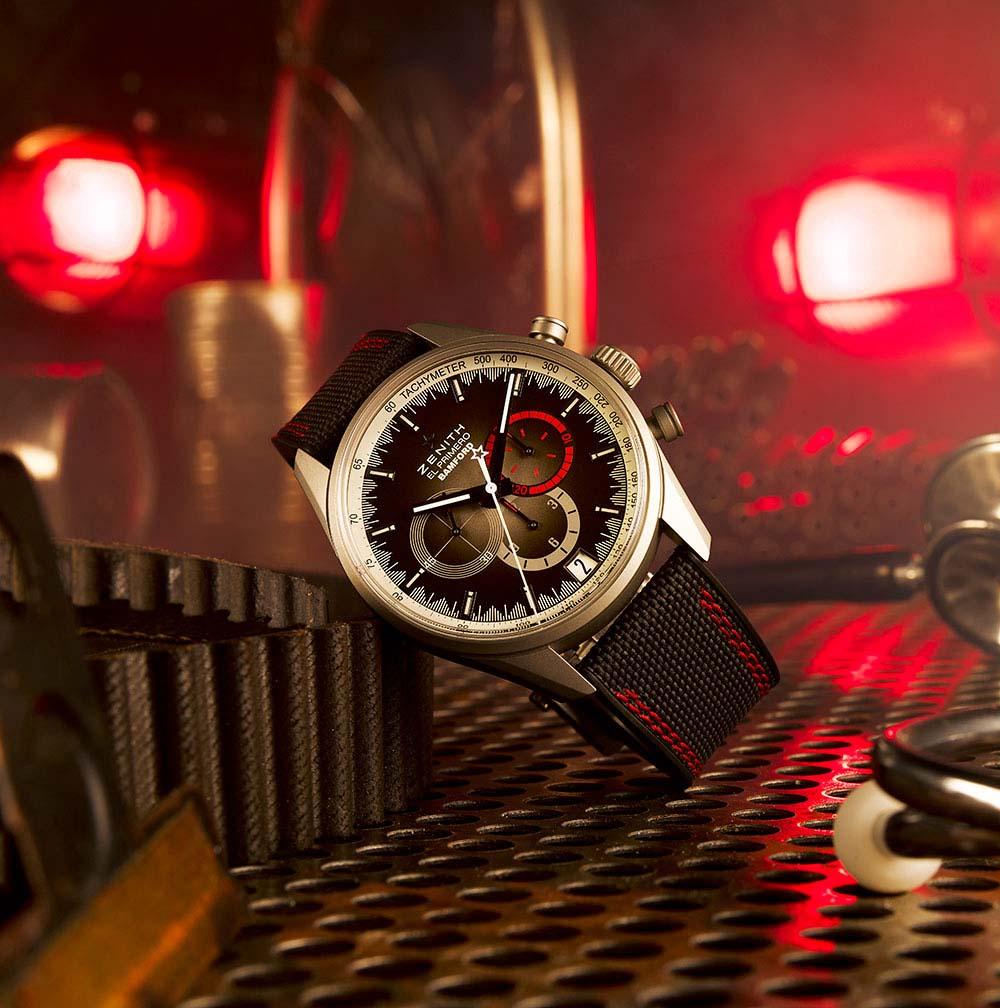 Introducing The Zenith x Bamford Chronomaster El Primero Radar Watch