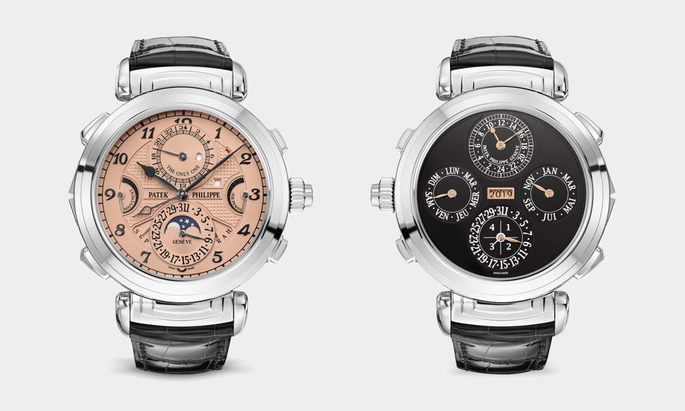 Patek Philippe Grandmaster Chime Becomes Most Expensive Watch Ever Sold