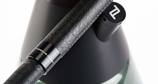 Porsche Design Unveils New Shisha 2.1 in Deep Black