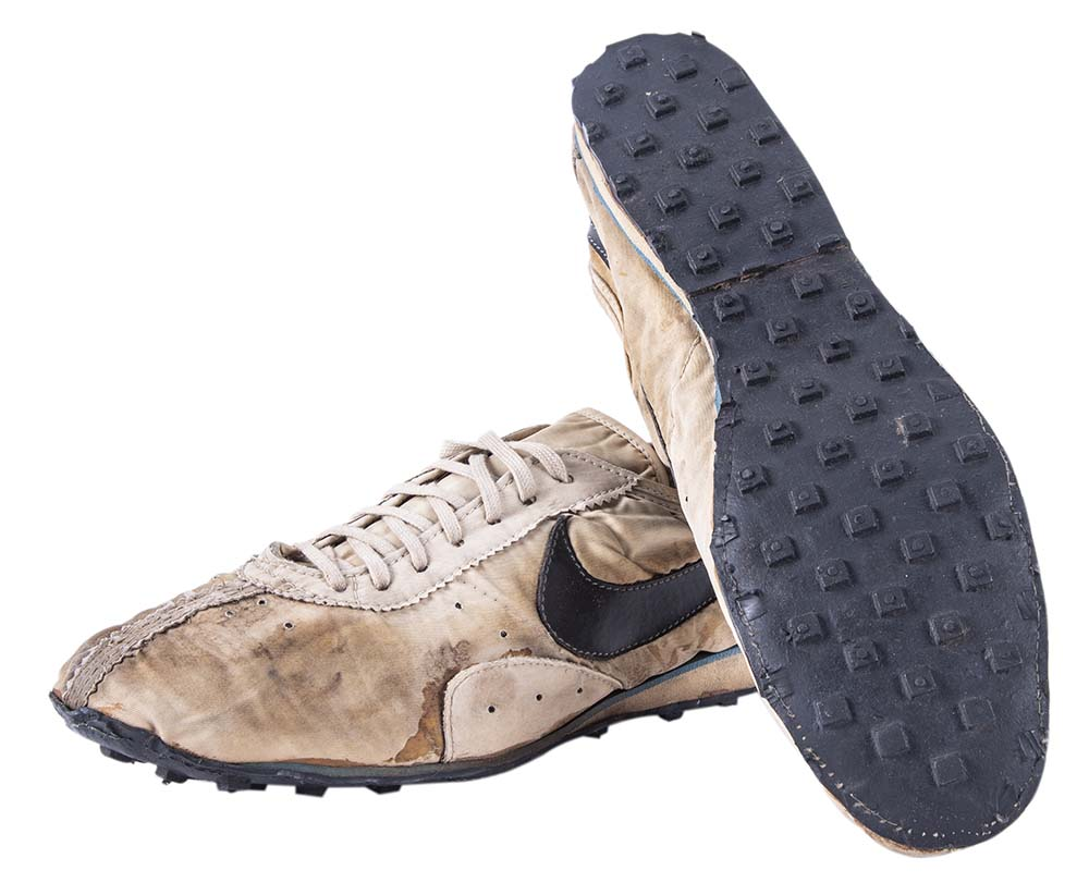 """This Rare & Historic 1972 Nike """"Moon Shoes"""" Is Auctioning for $100,000 USD"""
