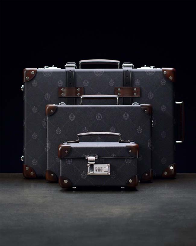 Travel In Style With Berluti x Globe-Trotter Capsule Luggage Collection