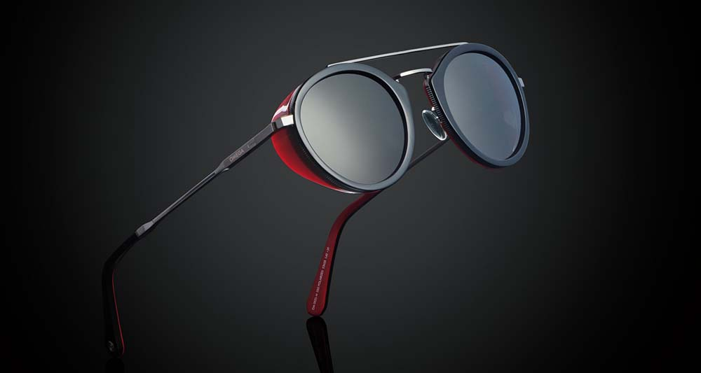 Omega Unveils New Collection of Luxury Eyewear