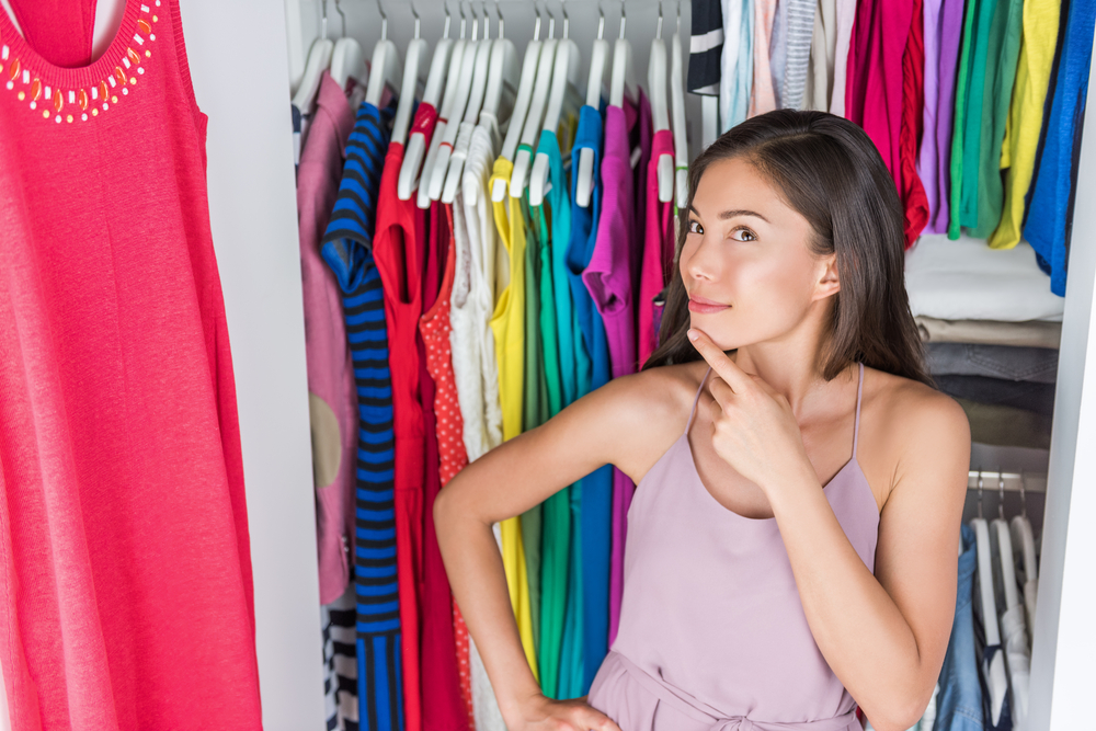 How to Invest in Yourself Through Your Closet