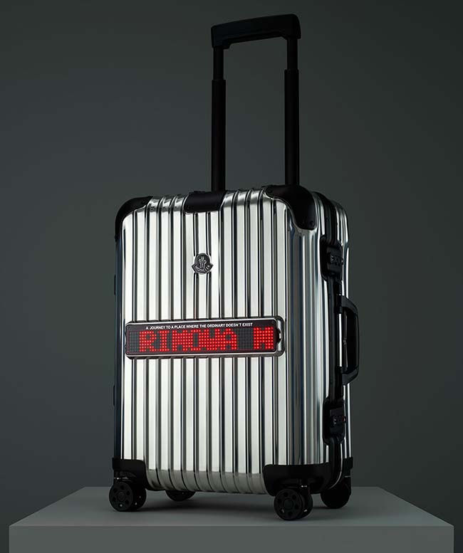 """Take A First Look At Rimowa x Moncler """"Reflection"""" Collab"""