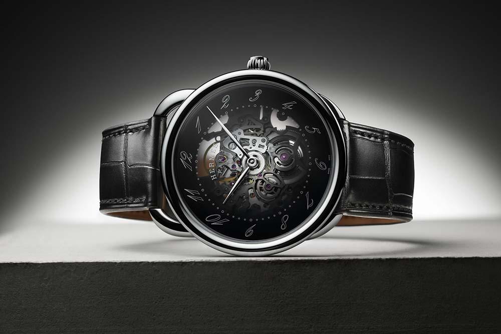 Introducing The New Hermès Arceau Squelette Watch
