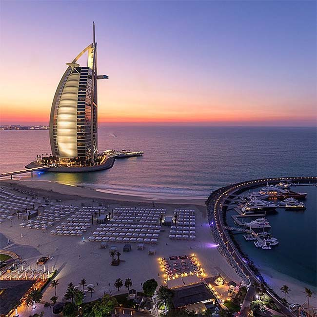5 Top-Rated Must-See Places in Dubai