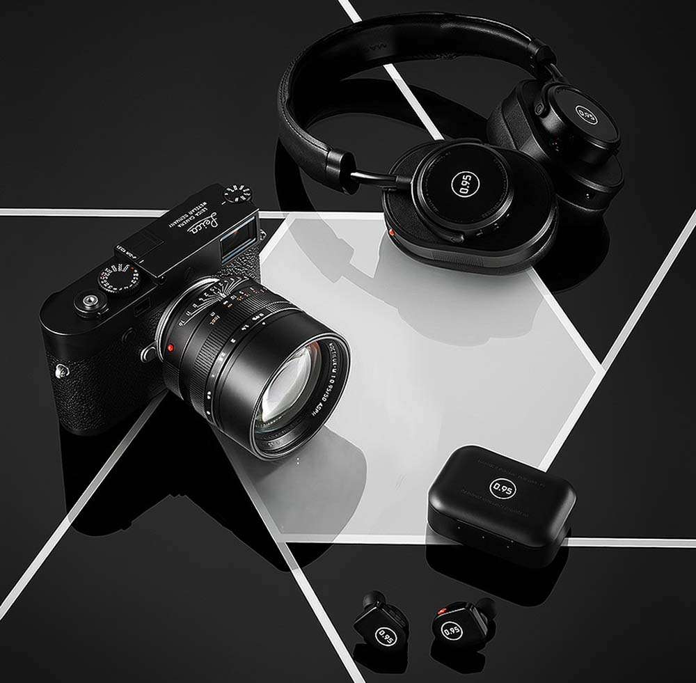 Master & Dynamic x Leica Unveils New Audio Products