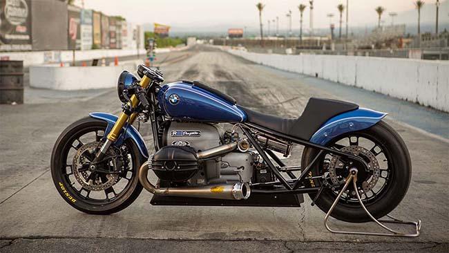 BMW Motorrad x Roland Sands unveil a new bespoke R18 Dragster