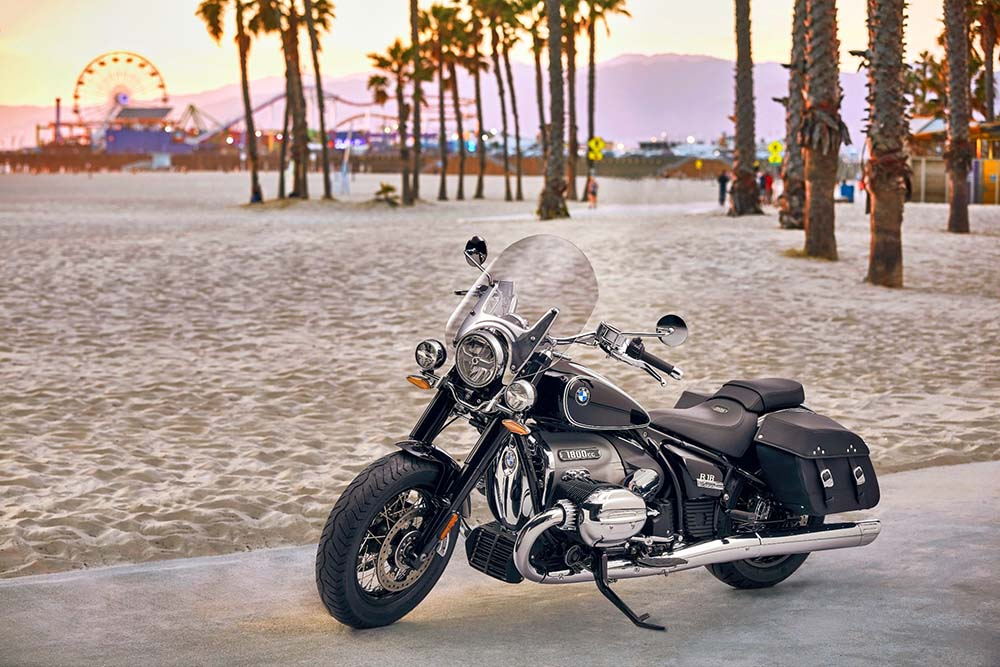 BMW R 18 Classic Is Ready To Hit The Road