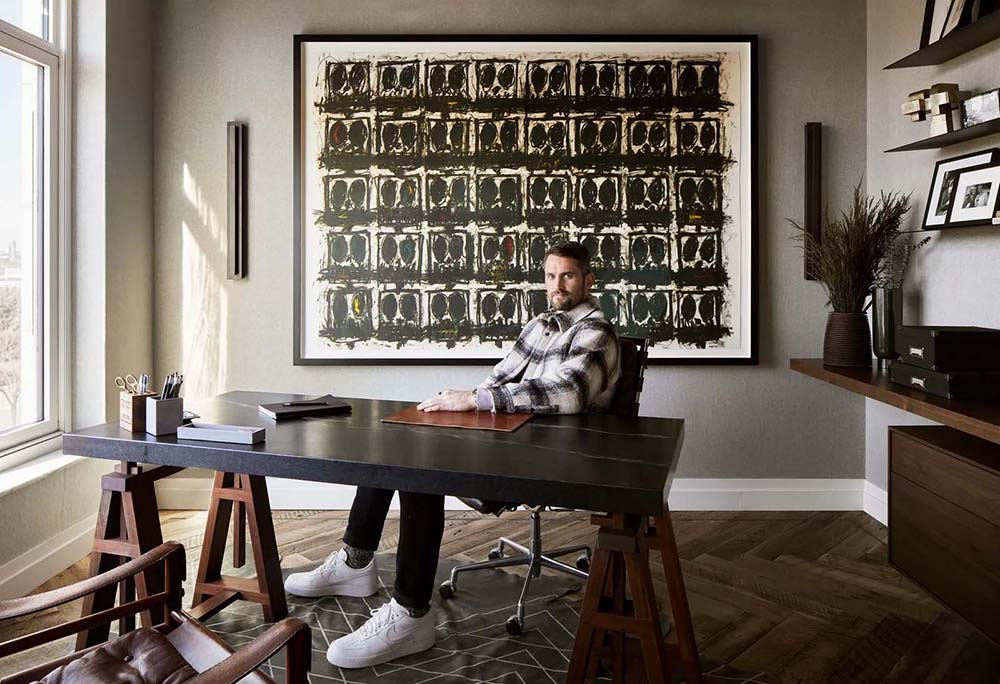 Take A Look Inside Kevin Love's Stylish NYC Home