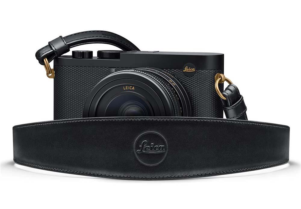 Leica Q2 Daniel Craig x Greg Williams Limited Edition Camera