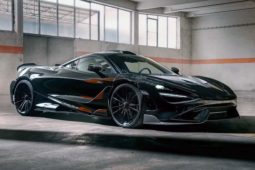 Novitec Introduces New Kit for the McLaren 765LT