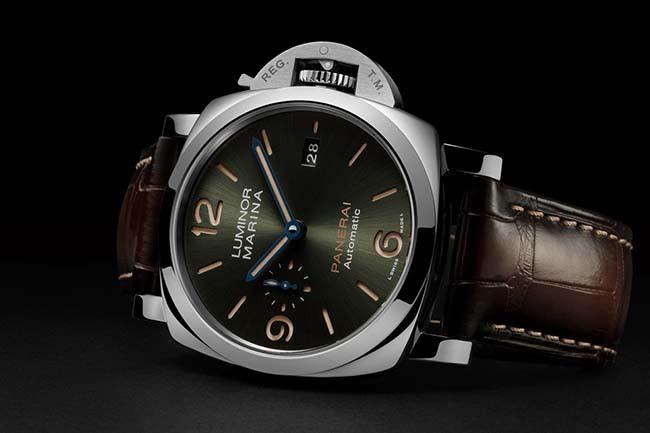 Introducing The New Panerai Platinumtech Luminor Marina Watch