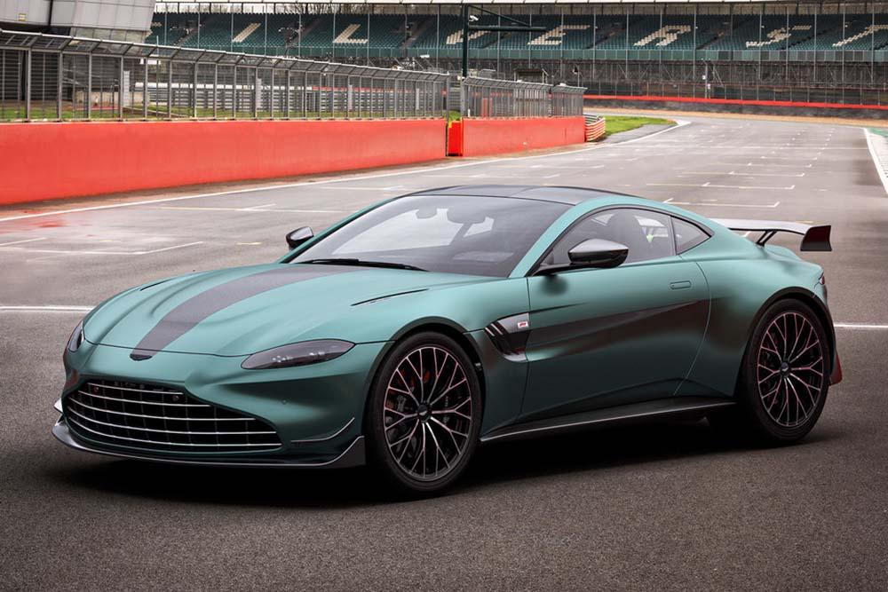 Aston Martin Vantage F1 Edition Celebrates The Company's Return To F1