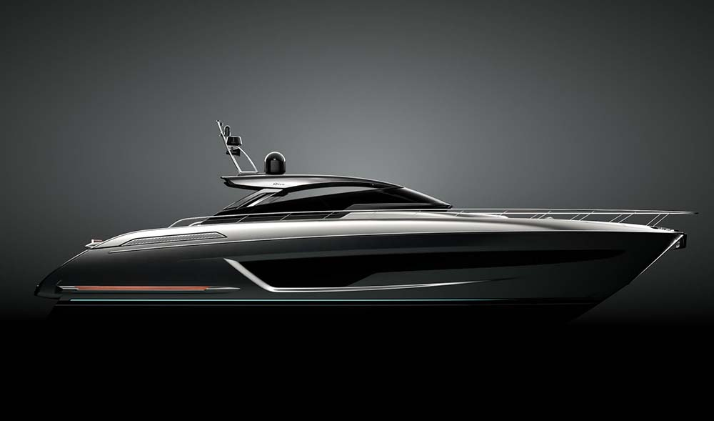 Riva 68' Diable Will Hit the Waves Soon