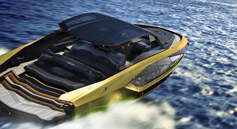 Tecnomar 63 For Lamborghini Superyacht Hit The Water