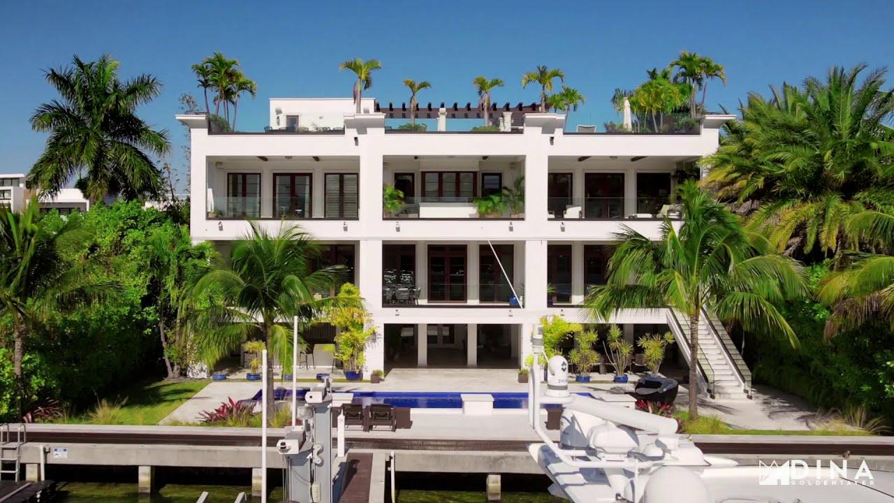 Step Inside Floyd Mayweather's $18 Million Miami Mansion