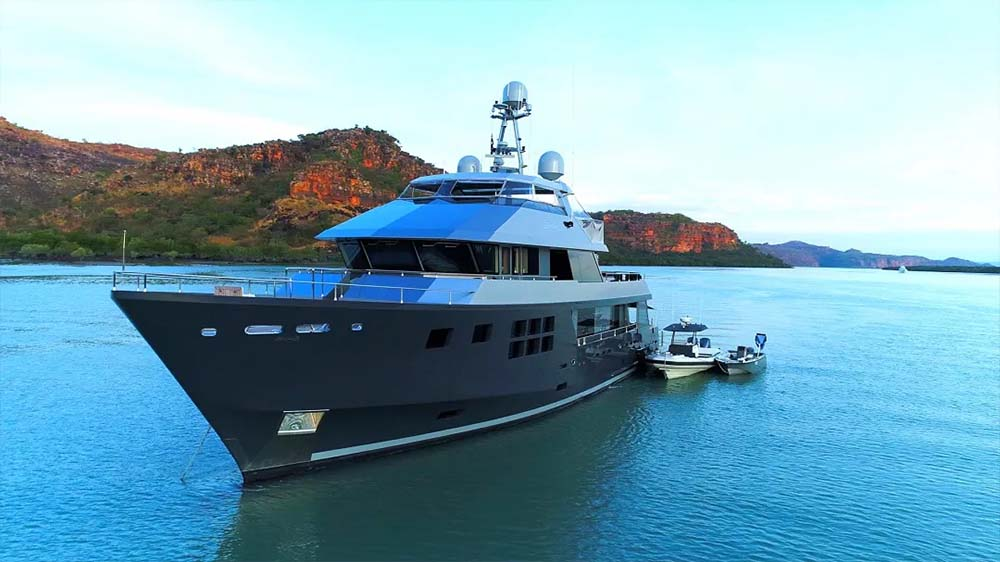 Ten of the Best Superyachts Currently for Sale